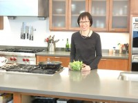 Grace in Chow.com Kitchen