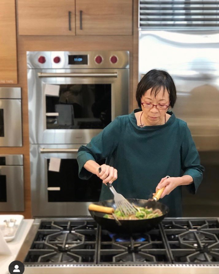 Grace Young - Poet Laureate of the Wok, Stir-Fry Guru, and